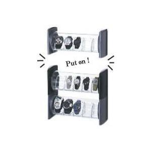 時計ケース 時計ディスプレイケース コレクションケース コレクターウォッチスタック|case-shop|03