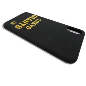 ジャイアンツ 携帯ケース  GIANTS ロゴ ブラック iPhone7 8 iPhone6 7 8Plus iPhoneX Xs iPhone Xs Max iPhone XR|case-ya|03