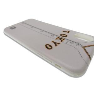 ジャイアンツ 携帯ケース ユニホーム ビジター グレー iPhone7 8 iPhone7 8Plus iPhoneX Xs iPhone Xs Max iPhone XR case-ya 03