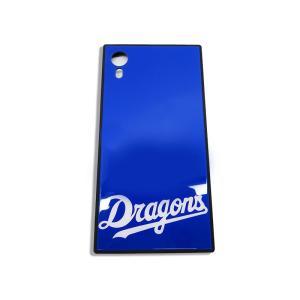 中日ドラゴンズ 携帯ケース ドラゴンズ ロゴ ブルー iPhone6/7/8 iPhone6/7/8...