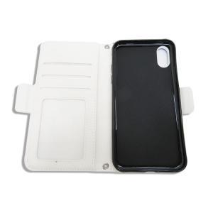 ドアラ 手帳型 携帯カバー ドアラ 寝そべり ブルー iPhone6/7/8 iPhone6/7/8Plus iPhoneX/Xs iPhone Xs Max iPhone XR|case-ya|02