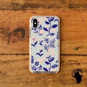 iPhone11 iPhone 11 Pro Max クリアケース TPU iPhoneケース クリア ボタニカル|casegarden