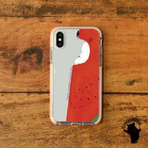 iPhone11 iPhone 11 Pro Max クリアケース TPU iPhoneケース クリア夏 しろくま|casegarden