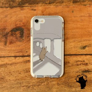 iPhone11 iPhone 11 Pro Max クリアケース TPU iPhoneケース クリア クマ|casegarden