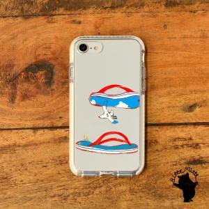 iPhone11 iPhone 11 Pro Max クリアケース TPU iPhoneケース クリア 夏 鳥|casegarden