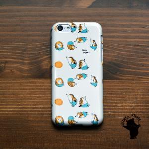 iPhone8 iphoneXR iPhoneXs iPhone6s iPhone7 ケース おしゃれ 耐衝撃 女性 女子 レディース ハード ハリネズミたち/Bitte Mitte|casegarden