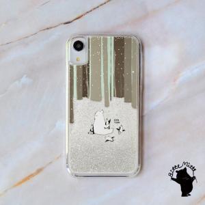 スマホケース iPhone12 mini iPhone12pro max グリッターケース アイフォン12 ミニ アイフォン 12 プロ マックス グリッター ケース 冬 名入れ可|casegarden