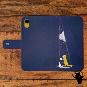 スマホケース 手帳型 全機種対応 星空 星 宇宙 t990|casegarden