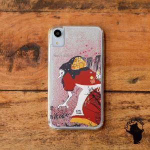 キラキラ スマホケース iPhone8 iPhone 8 plus ケース キラキラ 透明 クリア おしゃれ casegarden