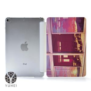 iPad Air4 ケース おしゃれ アイパッドエアー4 カバー ペン収納 ipadair4 クリアケース 透明 名入れ可|casegarden