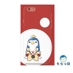 iphone6 iPhone6s ケース iPhoneSE iPhone5s iPhone5 ケース ハード 耐衝撃 おしゃれ 女性 ペンギン グッズ 鳥 おしょうがつ/もちり屋|casegarden