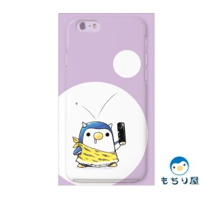 iphone6 iPhone6s ケース iPhoneSE iPhone5s iPhone5 ケース ハード 耐衝撃 おしゃれ 女性 ペンギン グッズ 鳥 せつぶん/もちり屋|casegarden