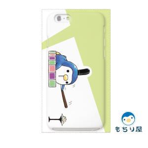 iphone6 iPhone6s ケース iPhoneSE iPhone5s iPhone5 ケース ハード 耐衝撃 おしゃれ 女性 ペンギン グッズ 鳥 ひなまつり/もちり屋|casegarden