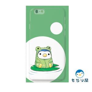 iphone6 iPhone6s ケース iPhoneSE iPhone5s iPhone5 ケース ハード 耐衝撃 おしゃれ 女性 ペンギン グッズ 鳥 つゆのひ/もちり屋|casegarden