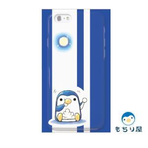 iphone6 iPhone6s ケース iPhoneSE iPhone5s iPhone5 ケース ハード 耐衝撃 おしゃれ 女性 ペンギン グッズ 鳥 おつきみ/もちり屋|casegarden