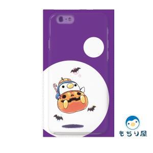 iphone6 iPhone6s ケース iPhoneSE iPhone5s iPhone5 ケース ハード 耐衝撃 おしゃれ 女性 ペンギン グッズ 鳥 ハロウィン/もちり屋|casegarden