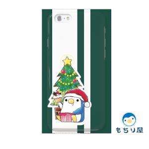 iphone6 iPhone6s ケース iPhoneSE iPhone5s iPhone5 ケース ハード 耐衝撃 おしゃれ 女性 ペンギン グッズ 鳥 クリスマス/もちり屋|casegarden