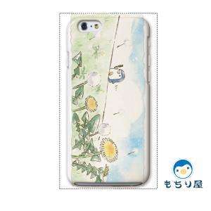 iphone6 iPhone6s ケース iPhoneSE iPhone5s iPhone5 ケース ハード 耐衝撃 おしゃれ 女性 ペンギン グッズ 鳥 弥生/もちり屋|casegarden