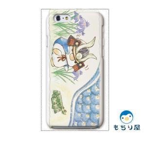 iphone6 iPhone6s ケース iPhoneSE iPhone5s iPhone5 ケース ハード 耐衝撃 おしゃれ 女性 ペンギン グッズ 鳥 皐月/もちり屋|casegarden