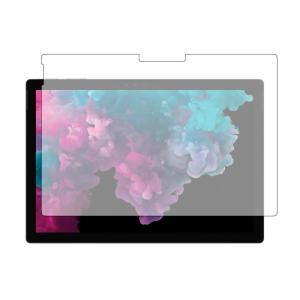 Surface Pro 6 (2018年10月発売モデル) 前面のみ機種用【強化ガラス同等の硬度9H...