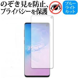 Samsung Galaxy S10 専用 のぞき見防止 上下左右4方向 プライバシー 反射防止|casemania55