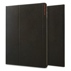 エア2 カバー LIBRO iPad Air 2 Ostrich Black 軽量 デコスキンシート Zephyr Rhythm Grid|caseplay