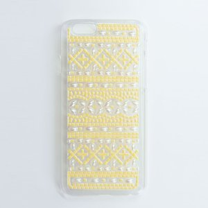 DRESSTIC BASQUE PEARL YELLOW バスクパール イエロー iPhone6ケース|caseplay