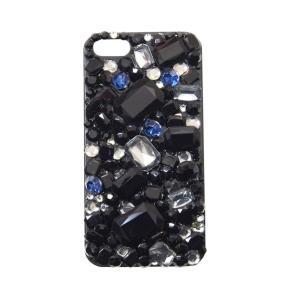 DRESSTIC JEWEL DROP DECO SHINY BLUE デコシャイニーブルー iPhone6/6sケース|caseplay