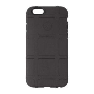 Field Case for iPhone 6 Plus/6s Plusケース Black フィールドケース マグプル caseplay