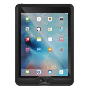 防水 タブレットケース LifeProof  nuud for iPad Pro (9.7インチ) Black 防水 防塵 耐衝撃 ライフプルーフ ケース 安心補償サービス付き caseplay