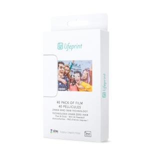 Lifeprint  ライフプリントPhoto Paper シール式 フォトペーパー Sticky ...