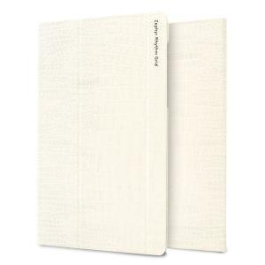 Nexus 7(2013)用カバー 手帳型 Zephyr Rhythm Grid ゼファーリズムグリッド LIBRO N7 クロコダイル・ホワイト|caseplay