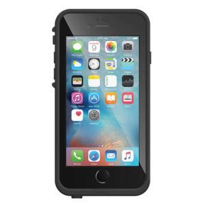 防水ケース LifeProof  fre for iPhone6 Plus/6s Plus Black 防水 防塵 耐衝撃 ライフプルーフ 6プラス 指紋センサー 安心保障サービス付き|caseplay|02