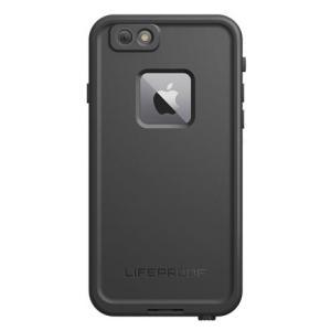 防水ケース LifeProof  fre for iPhone6 Plus/6s Plus Black 防水 防塵 耐衝撃 ライフプルーフ 6プラス 指紋センサー 安心保障サービス付き|caseplay|03