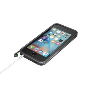 防水ケース LifeProof  fre for iPhone6 Plus/6s Plus Black 防水 防塵 耐衝撃 ライフプルーフ 6プラス 指紋センサー 安心保障サービス付き|caseplay|04