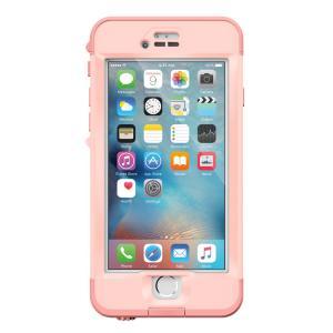 防水ケース LifeProof  nuud for iPhone 6s First Light Pink 防水・防塵・耐衝撃 ライフプルーフ iPhone 防水 ケース 安心補償サービス付き|caseplay