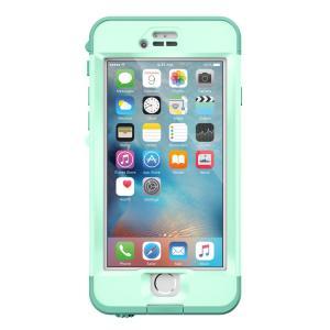 防水ケース LifeProof  nuud for iPhone 6s Undertow Aqua 防水・防塵・耐衝撃 ライフプルーフ iPhone 防水 ケース 安心補償サービス付き|caseplay