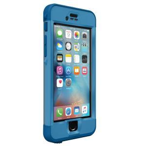 防水ケース LifeProof  nuud for iPhone6s Plus Cliff Dive Blue 防水・防塵・耐衝撃 ライフプルーフ iPhone 防水 ケース 安心補償サービス付き|caseplay