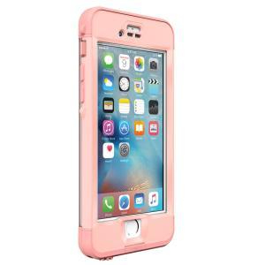 防水ケース LifeProof  nuud for iPhone6s Plus First Light Pink 防水・防塵・耐衝撃 ライフプルーフ iPhone 防水 ケース 安心補償サービス付き|caseplay