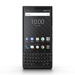 正規代理店 BlackBerry ブラックベリー KEY2 ブラック Android 8.1 4.5型 メモリ/ストレージ:6GB/128GB nanoSIM×1 ドコモ/au/ソフトバンクSIM対応 SIMフリー|caseplay