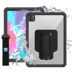iPad Pro12.9 (第4世代) ARMOR-X 完全防水 耐衝撃性 ケース[ Black ]|caseplay
