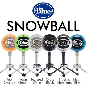 「Snowball」は、コンデンサー・カプセルを2基搭載したプロ品質の録音が可能なシンプルなUSBマ...