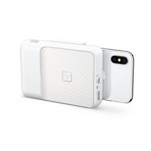 iPhone用インスタントカメラプリンター Lifeprint 2x3 Instant Print ...
