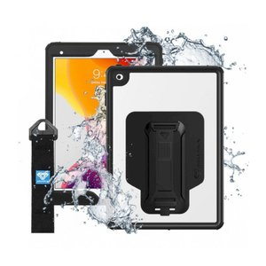 ARMOR-X - IP68 Waterproof Case With Hand Strap for iPad 10.2 第8/7世代|caseplay