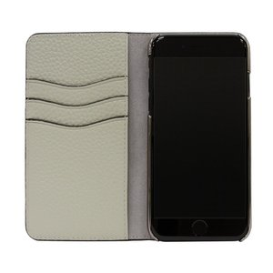 67eeb3bc21 ... iPhone8 iPhone7 牛革 ケース 手帳型 本革 LORNA PASSONI アイフォン Leather Folio Case パス ケース ...