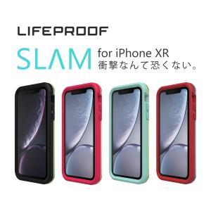 LIFEPROOF SLAM for iPhone XR対応 スマートフォンケース 防水・耐衝撃スマ...