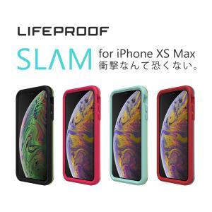 LIFEPROOF SLAM for iPhone XS Max対応 スマートフォンケース 防水・耐...