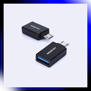 MICRO-OTG Huion OTGアダプター OTGコネクタ OTG機能をサポート
