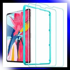 iPad Pro 11 ガラスフィルム Face ID対応 オリジナルなタッチ感