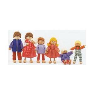 自在人形たち 7人家族セット cassiopeia